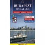 Budapešť + Maďarsko 1:20 000/1:500 000