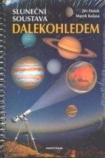 Sluneční soustava dalekohledem