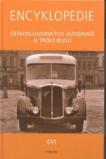 Encyklopedie českoslovemských autobusů a trolejbusů IV.