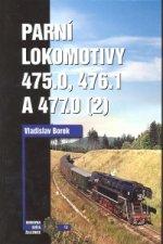 Parní lokomotivy 475.0, 476.1 a 477.0 (2. díl)
