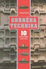 Obrněná technika 10 - Japonsko 1919 – 1945