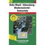 5012 Hohe Wand Schneeberg 1:35 000