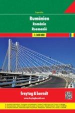 ROMO SP Autoatlas Rumunsko, Moldavsko 1:300 000