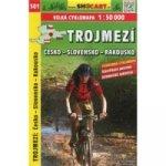 SC 501 Trojmezí CZ-SK-A cyklomapa 1:50 000