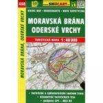 SC 468 Moravská brána, Oderské vrchy 1:40 000