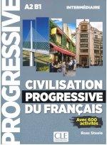 Civilisation progressive du francais:: Intermédiaire Livre + CD 2. édition