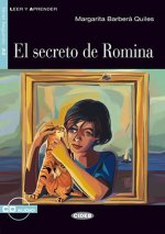 EL SECRETO DE ROMINA+CD