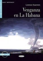 VENGANZA EN LA HABANA+CD   NOVEDAD
