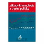 Základy kriminologie a trestní politiky