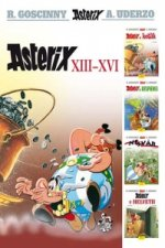 Asterix XIII - XVI