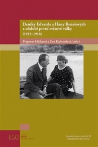 Deníky Edvarda a Hany Benešových