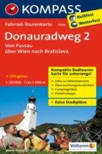 Donauradweg 2, Passau-Wien-Brat. 7004 NKOM 1:50T