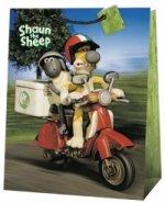 Ovečka Shaun, dárková taška, jumbo 5 (motorka)