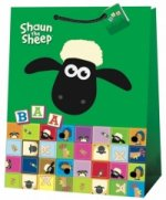 Dárková taška Ovečka Shaun 7 jumbo