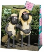Dárková taška Ovečka Shaun 3 velká