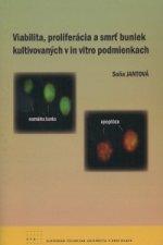 Viabilita, proliferácia a smrť buniek kultivovaných v in vitro podmienkach