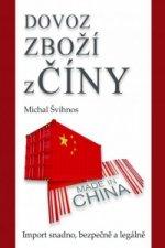Dovoz zboží z Číny