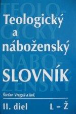 Teologický a náboženský slovník  L - Z II. diel L-Ž