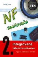 NF zesilovače 2  integrované výkonové zesilovače