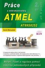 Práce s mikrokontroléry ATMEL AT89S8252 2. díl - edice uP a praxe