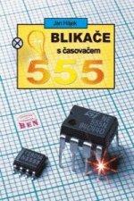 Blikače s časovačem 555