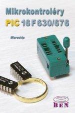 Mikrokontroléry PIC16F630 a PIC16F676