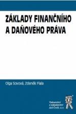 Základy finančního a daňového práva