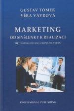 Marketing od myšlenky k realizaci Třetí přepracované a doplněné vydání