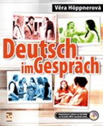 Deutsch im Gespräch Poslechové texty na CD součástí knihy