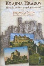 Krajina Hradov - Slovenské hrady na starých pohľadniciach
