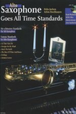 Saxophone goes All Time Standards, Alt-Saxophon und Klavier ad lib., m. Audio-CD