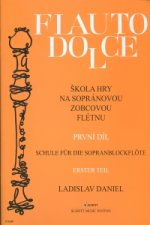 Flauto dolce Škola hry na sopránovou zobcovou flétnu