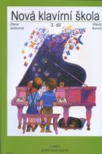 Nová klavírní škola 3. diel