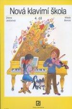 Nová klavírní škola 4.díl