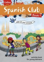 Spanish Club Book 1
