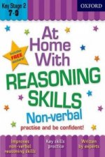 At Home with Non-Verbal Reasoning Skills (7-9)