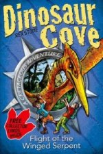 Dinosaur Cove Cretaceous 4: Flight of the Winged Serpent
