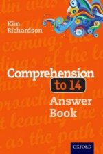 Comprehension to 14 Answer Book
