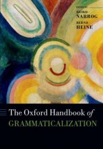 Oxford Handbook of Grammaticalization