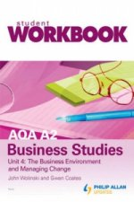 AQA A2 Business Studies Workbook Unit 4: the Business Enviro