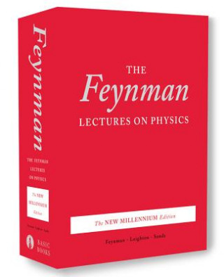 Feynman Lectures on Physics, boxed set