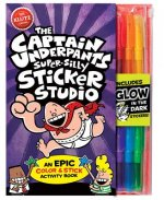 Captain Underpants Super-silly Sticker Studio