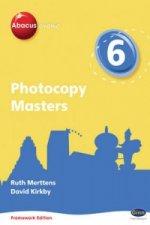 Abacus Evolve Framework Edition Year 6/P7: Photocopy Masters