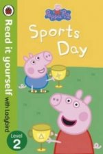 Peppa Pig: Sports Day - Read it yourself with Ladybird