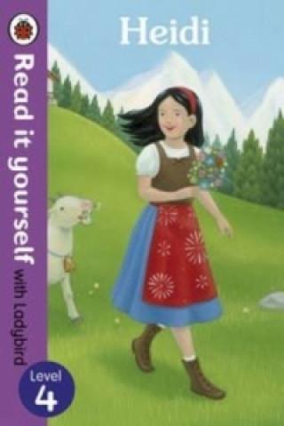 Heidi - Read it yourself with Ladybird