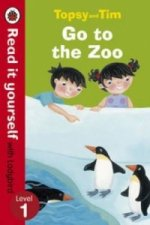 Topsy and Tim Go to the Zoo - Read it Yourself with Ladybird