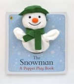 Snowman: A Puppet Play Book