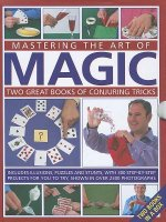 Mastering the Art of Magic