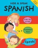 Hide and Speak Spanish