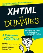 XHTML For Dummies